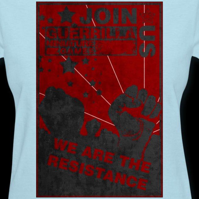 Ladies Resistance Tee