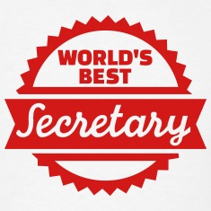 World's Best Secretary T-Shirts