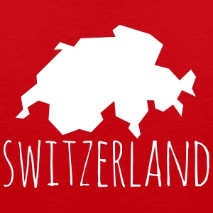 switzerland Tank Tops - Men's Premium Tank