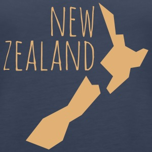 new zealand Tanks - Women's Premium Tank Top