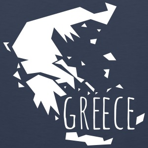 greece Tank Tops - Men's Premium Tank