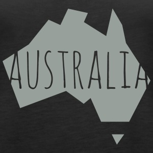 australia Tanks - Women's Premium Tank Top