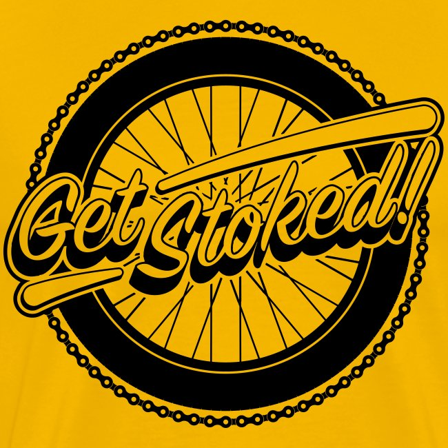 Get Stoked! Tee