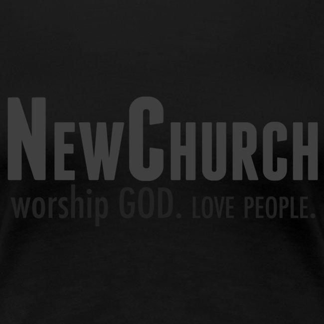 NewChurch Lady Shirt