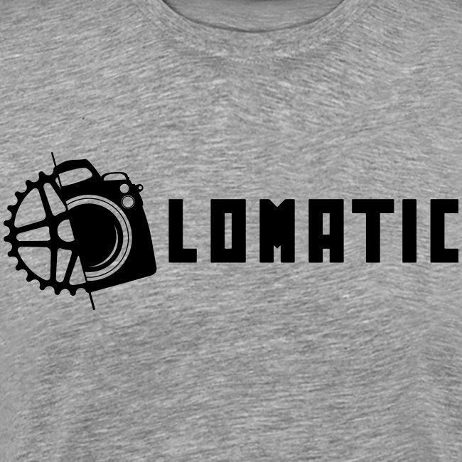Lomatic Logo Tee