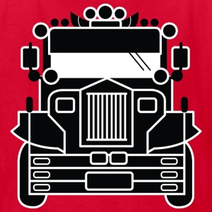Filipino Jeepney by AiReal Apparel Kids' Shirts - Kids' T-Shirt