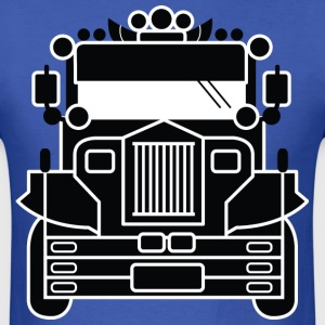 Filipino Jeepney by AiReal Apparel T-Shirts - Men's T-Shirt