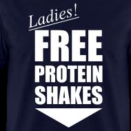 Design ~ Ladies! Free protein shakes