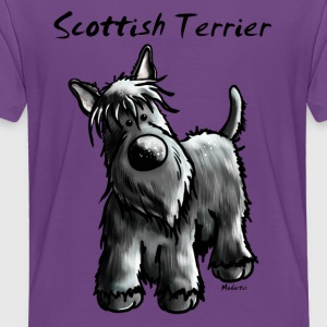 Cute Scottish Terrier Baby & Toddler Shirts - Toddler Premium T-Shirt
