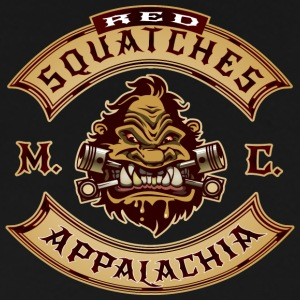 Red Squatches Appalachia - Men's Premium T-Shirt