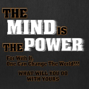 Mind Power Tote Bag - Tote Bag