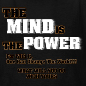 Mind Power Kids T-Shirt - Kids' T-Shirt