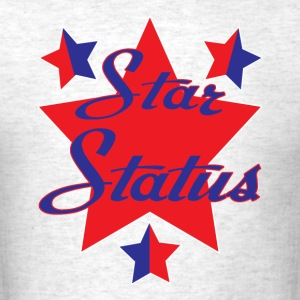 Star-Status - Men's T-Shirt