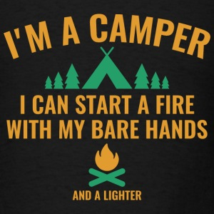 I'm A Camper - Men's T-Shirt