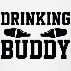 Drinking Buddy - Men's T-Shirt