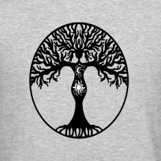 Pagan Goddess Tree