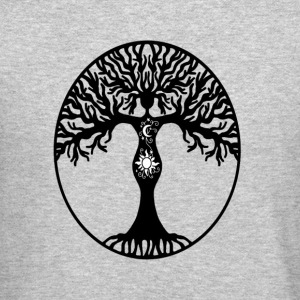 Pagan Goddess Tree - Crewneck Sweatshirt