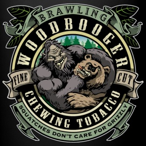 Woodbooger Chewing Tobacco - Full Color Mug