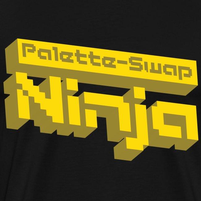 Palette-Swap Ninja - XXXL Logo Shirt