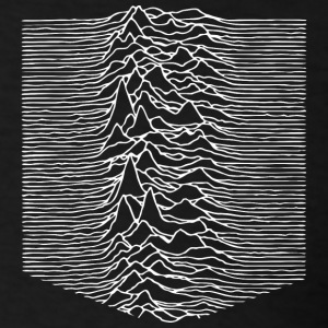 Joy Division pocket - Men's T-Shirt