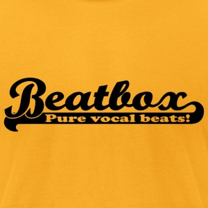 Beatbox T-Shirts - Men's T-Shirt by American Apparel