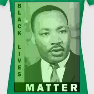 Black Lives Matter - Martin Luther King Jr. Women's T-Shirts - Women's Premium T-Shirt
