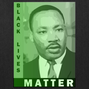 Black Lives Matter - Martin Luther King Jr. Bags & backpacks - Tote Bag
