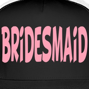 Bridesmaid Design Caps - Trucker Cap