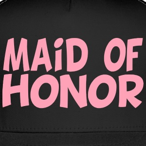 Maid of Honor Design Caps - Trucker Cap