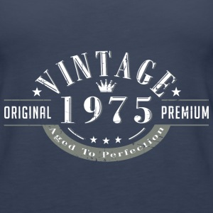 Aged to perfection '75 Tank Top - Women's Premium Tank Top