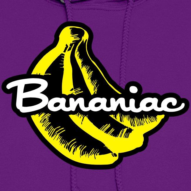Women's Bananiac Hooded Sweatshirt