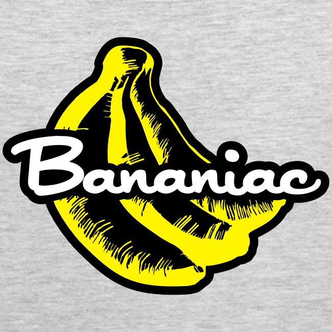 Men's Bananiac Tank Top