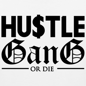 Hustle Gang Or Die Sportswear - Men's Premium Tank