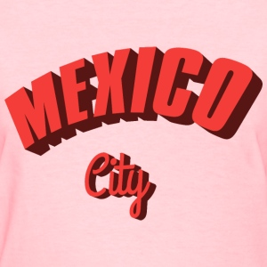 mexico city red Women's T-Shirts - Women's T-Shirt