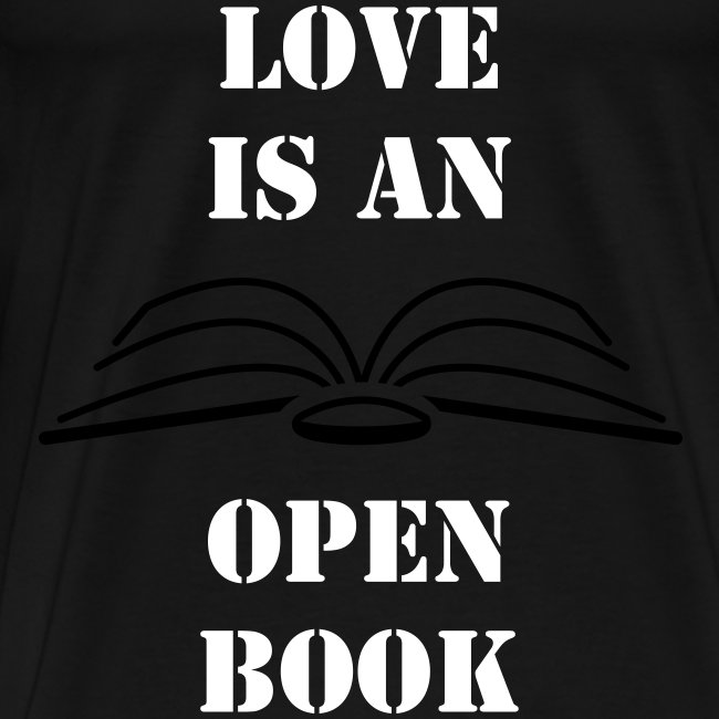 Love is an Open Book