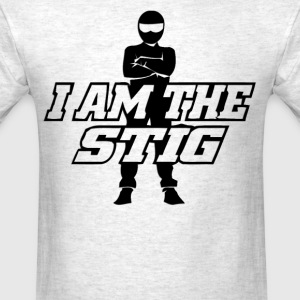 The Stig (2) - Men's T-Shirt