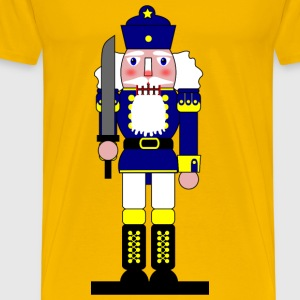 Nussnacker Nutcracker - Men's Premium T-Shirt