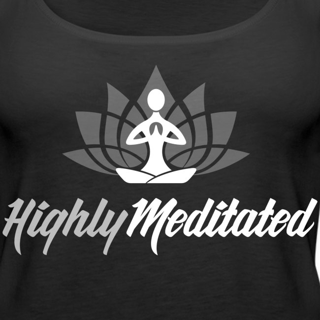 Highly Meditated Women's Tank