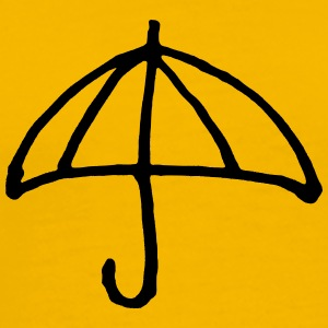Umbrella Revolution Symbol - Men's Premium T-Shirt