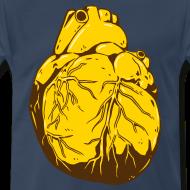 Design ~ Heart Of Gold (Men's Shirt)