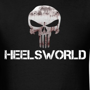 HEELSWORLD - Men's T-Shirt