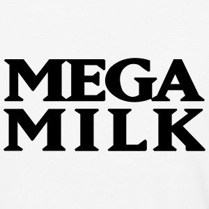 Mega Milk Anime - Baseball T-Shirt