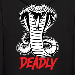 Cobra - Deadly - Men's Hoodie