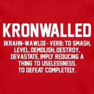 Design ~ Kronwalled