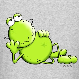 Funny Dreamy Frog Long Sleeve Shirts - Men's Long Sleeve T-Shirt by Next Level