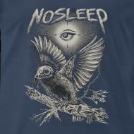 Design ~ NoSleep shirt - navy
