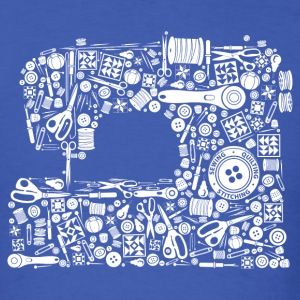 Sewing Quilting Crafting T-Shirts - Men's T-Shirt