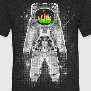 Astronomical Levels T-Shirts - Unisex Tri-Blend T-Shirt by American Apparel