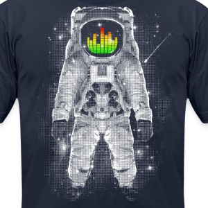 Astronomical Levels T-Shirts - Men's T-Shirt by American Apparel