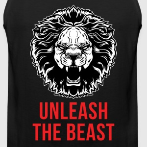 Unleash The Beast - Men's Premium Tank